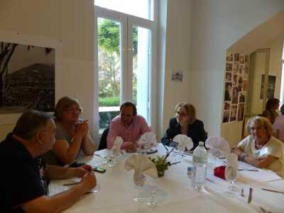 Georges CARTEAUX Marie-Paule CARTEAUX Franck KHALIFA Muriel COURTADON Suzy KHALIFA