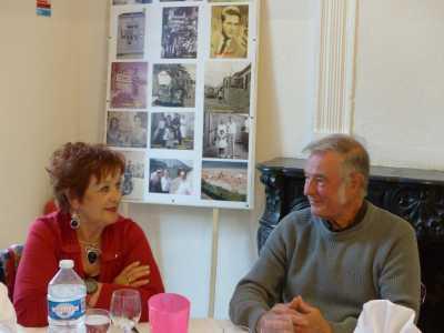 Monique GADAY Georges GADAY