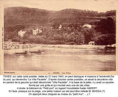 TENES - LES VILLAS PAULETTE