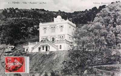 La Villa PAULETTE