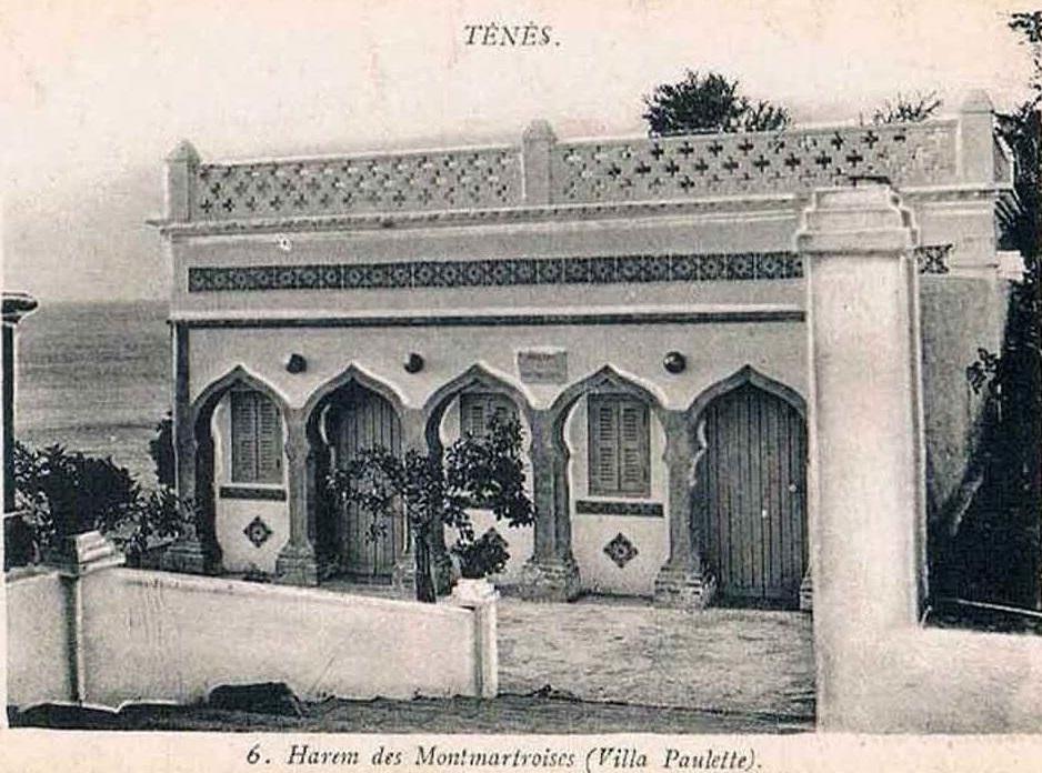le Harem de la Villa PAULETTE