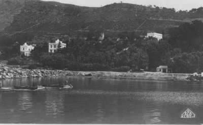 Plage de la Villa PAULETTE