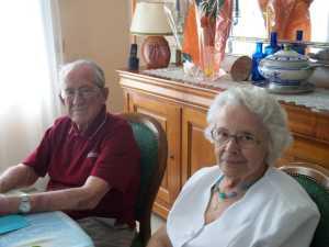 Henry et Yvonne MARINI