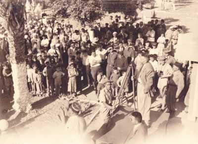 TENES - Mai 1958