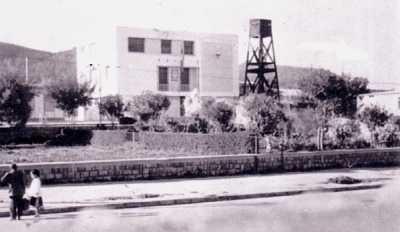 MONTENOTTE - 1959 la nouvelle Mairie