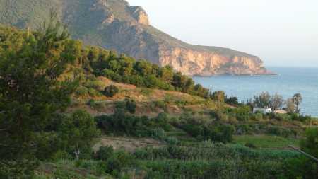 la Baie de Taragnia