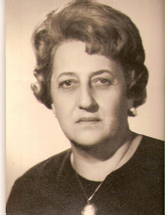1964 - Germaine MANSION