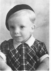 Daniel MANSION 4 ans