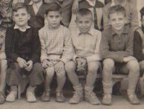 TENES - 1953 ---- Jean BREAUD Georges GARCIA Henri YVARS Daniel MANSION