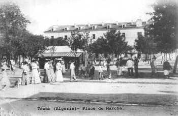 La Place du MARCHE