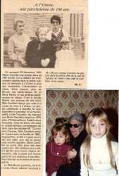 1983 Marie CAMILLERI 104 ans