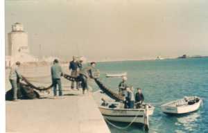 Le Port le Saint JACQUES de Daniel VISCIANO