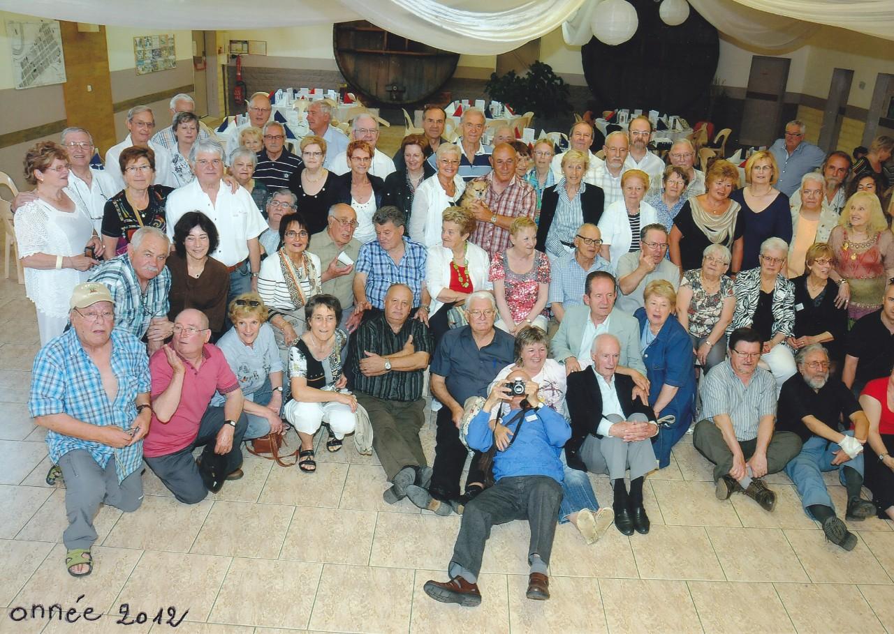 Retrouvailles ORLEANSVILLOISES MAUGUIO 2012