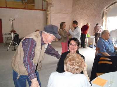 LA VIERE 2012 ---- Georges PEREZ Monique METIVET Guy ROSET