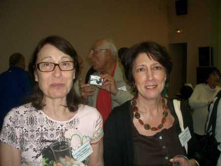 PINET 2008 ---- Luce MEYSONNAT Annie Claude GARCIA