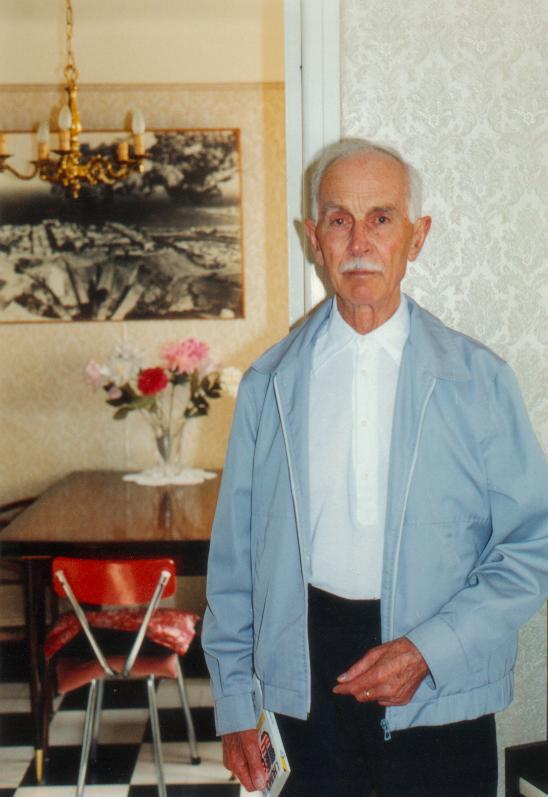 Lucien MEYSONNAT en Juillet 1990