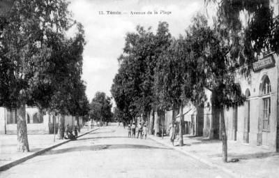 Photo-titre pour cet album: TENES dans les années 1900