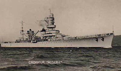 Croiseur ALGERIE