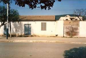 Maison ESPOSITO en 1987