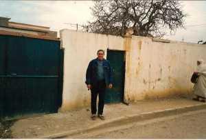 Maison de Jean Louis BAURIN en 1987