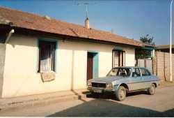 Maison EYSSAUTIER puis LONJON (ancien Maire)  en 1987