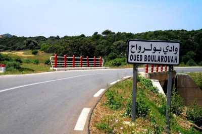 L'Oued BOULAROUAH