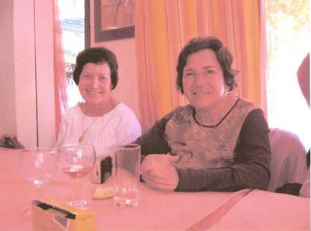 la Yole  ORFILA Paulette et Claudine