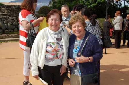 Claudine et Paulette ORFILA ou l'inverse