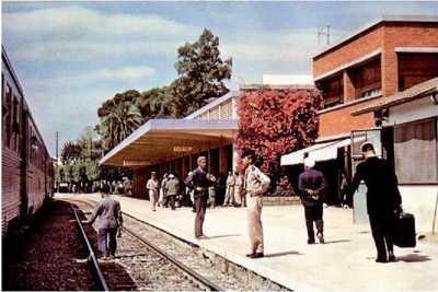 Gare d ORLEANSVILLE