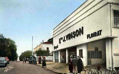 ORLEANSVILLE Etablissements J. VINSON
