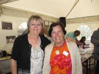 Marie-France CATHERINE et Claudine ORFILA