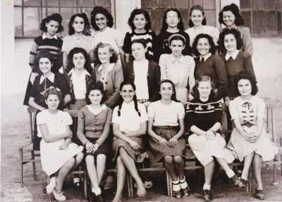 ORLEANSVILLE Photo de classe