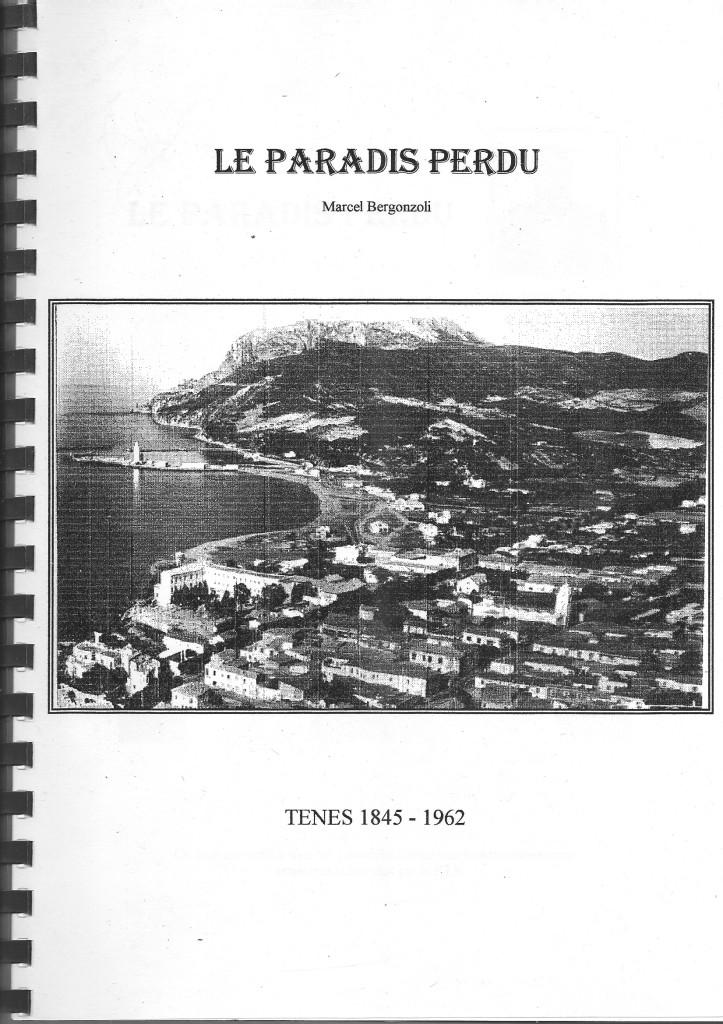 Le PARADIS PERDU ----- Marcel BERGONZOLI