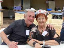 Georges et Monique GADAY ---- COURNONTERRAL (34) ---- Samedi et Dimanche ----