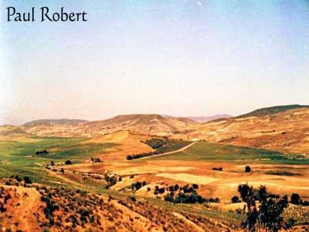 PAUL ROBERT