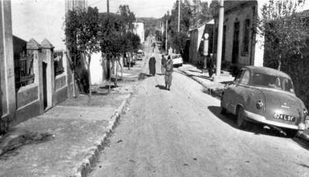PAUL ROBERT - La rue Principale en 1960