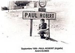 Photo-titre pour cet album: PAUL-ROBERT
