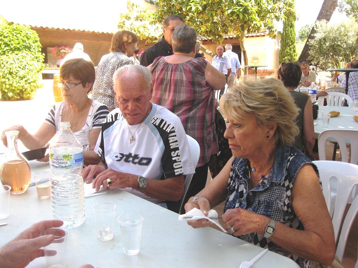 Jean-Pierre PAYA et son amie Jackie