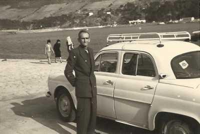 Jules PAYSSERAND sur le Port de TENES