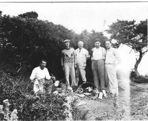 Juin 1937 ---- Joseph CAMILLERI X X X X Alexandre CAMILLERI