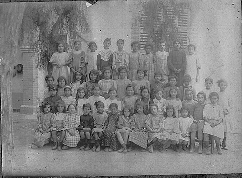 1909 Ecole des Soeurs