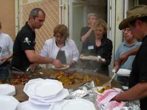 La Paella ---- Philippe EBERT Chantal NICOLLE Cathy L.....