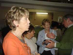 Janine GASSIER Mady SEROR Suzanne SAGUES  Bernard GARRISSON