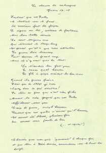"""""""LA CHANSON des EMBUSQUES 14-18"""" ---- Lucien LUBRANO"""