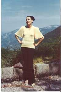 Odette ALBENTOSA - 1975
