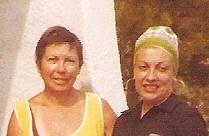 1980 Simone et Odette ALBENTOSA