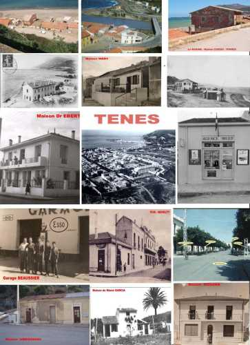 Poster de TENES