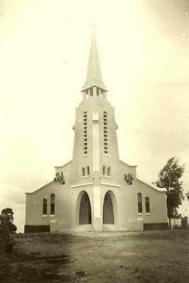 L'Eglise de RABELAIS avant 1962