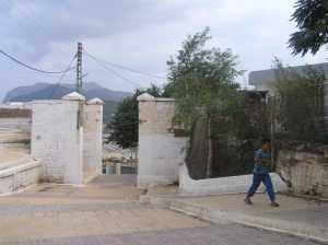 Porte de la Grimpette