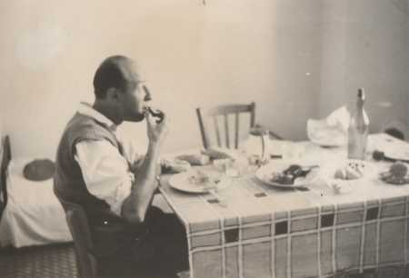 1964 - Daniel RAUD ---- Photos de  Serge MARTENOT